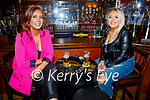 Enjoying the evening in Killarney on Saturday, l to r: Siobhan Fleming (Currow) and Kelly Murphy (Gneeveguilla).