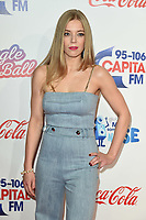 Becky Hill<br /> at Capital's Jingle Bell Ball 2018 with Coca-Cola, O2 Arena, London<br /> <br /> ©Ash Knotek  D3465  08/12/2018