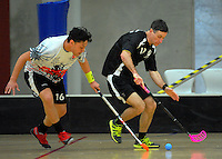 151115 Floorball - NZ Squad Training