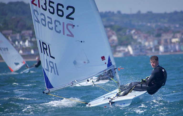 Northern Ireland Youth Sailors Competing at High Levels