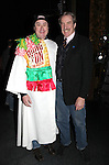 Merwin Foard & Nick Wyman attending the Broadway Opening Night Performance  Gypsy Robe Ceremony celebrating Merwin Foard recipient  for 'Annie' at the Palace Theatre in New York City on 11/08/2012