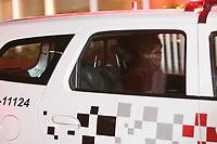 10.08.2020 - Homem joga gás em hotel no Jardins em SP