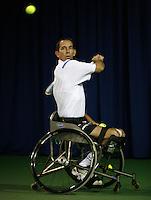 16-11-07, Netherlands, Amsterdam, Wheelchairtennis Masters 2007, Ammerlaan