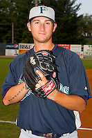 Timothy Boyce #2 of the Pulaski Mariners at Boyce Cox Field August 28, 2010, in Bristol, Tennessee.  Photo by Brian Westerholt / Four Seam Images