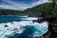 France, île de la Réunion, Saint Joseph, Manapany les Bains, // France, Ile de la Reunion (French overseas department), Saint Joseph, Manapany les Bains
