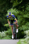 Pix: Shaun Flannery/shaunflanneryphotography.com<br /> <br /> COPYRIGHT PICTURE>>SHAUN FLANNERY>01302-570814>>07778315553>><br /> <br /> 24th June 2015<br /> Cycle Race - Cusworth Hill Climb.<br /> The event is a hill climb of 800 metres through then majestic ground of Cusworth.<br /> Adam Carr