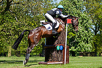 AUS-Catherine Burrell (URZAN) 2012 GBR-Subaru Houghton Hall International Horse Trial: CICO***-Section C XC-Saturday: 17TH
