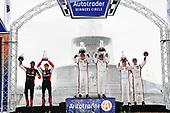 #31 Whelen Engineering Racing Cadillac DPi, DPi: Felipe Nasr, Pipo Derani, #6 Acura Team Penske Acura DPi, DPi: Juan Pablo Montoya, Dane Cameron, #7 Acura Team Penske Acura DPi, DPi: Helio Castroneves, Ricky Taylor, podium