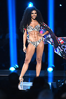 ATLANTA, GA - DECEMBER 8: 2019 MISS UNIVERSE: Miss USA, Cheslie Kryst appears on the 2019 MISS UNIVERSE competition airing LIVE onSunday, Dec. 8(7:00-10:00 PM ET live/PT tape-delayed) on FOX. (Photo by Frank Micelotta/FOX/PictureGroup)