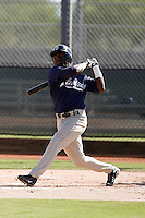 Edinson Rincon - San Diego Padres 2009 Instructional League.Photo by:  Bill Mitchell/Four Seam Images..