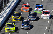 \f88\ and #4: Todd Gilliland, Kyle Busch Motorsports, Toyota Tundra Mobil 1