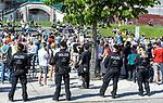 Demo gegen Corona-Regeln in Bayern