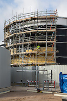 Insulating the primary digester