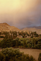 Berglandschaft bei Kargil, Ladakh (Jammu+Kashmir), Indien