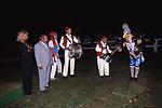 MAURIZIO COSTANZO E MARIA DE FILIPPI<br /> FESTA PER I 60 ANNI DI MAURIZIO COSTANZO<br /> MANEGGIO DI GIANNELLA 1998