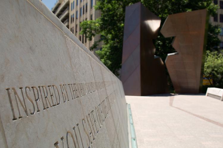 Ohio Holocaust Memorial | Studio Daniel Libeskind
