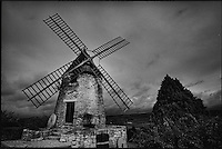 Europe/France/Languedoc-Roussillon/11/Aude/Castelnaudary: Le moulin