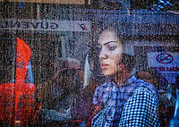Fine Art Print Photograph. Urban Street Photography Istanbul, Turkey.<br />