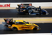 Shawn Langdon, J.R. Todd, Global Electric Technology, DHL, Toyota, Camry, Funny Car