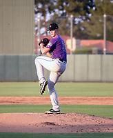 McCade Brown - 2021 Arizona League Rockies (Bill Mitchell)