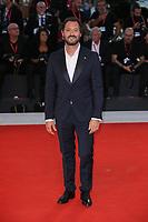 VENICE, ITALY - SEPTEMBER 05: Fabio Troiano walks the red carpet ahead of the Gloria Mundi screening during the 76th Venice Film Festival at Sala Grande on September 05, 2019 in Venice, Italy. (Photo by Mark Cape/Insidefoto)<br /> Venezia 05/09/2019