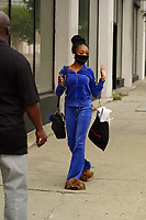 Skai Jackson Spotted At Dancing With The Stars