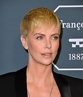 SANTA MONICA, USA. January 12, 2020: Charlize Theron at the 25th Annual Critics' Choice Awards at the Barker Hangar, Santa Monica.<br /> Picture: Paul Smith/Featureflash