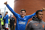 06.03.2021 Rangers v St Mirren: Ianis Hagi