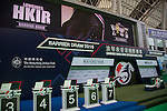 SHA TIN,HONG KONG-DECEMBER 08: 12-08-16 LONGINES Hong Kong International Races Barrier Draw at Sha Tin Racecourse on December 8,2016 in Sha Tin,New Territories,Hong Kong (Photo by Kaz Ishida/Eclipse Sportswire/Getty Images)