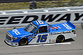 #16: Austin Hill, Hattori Racing Enterprises, United Rentals Toyota Tundra
