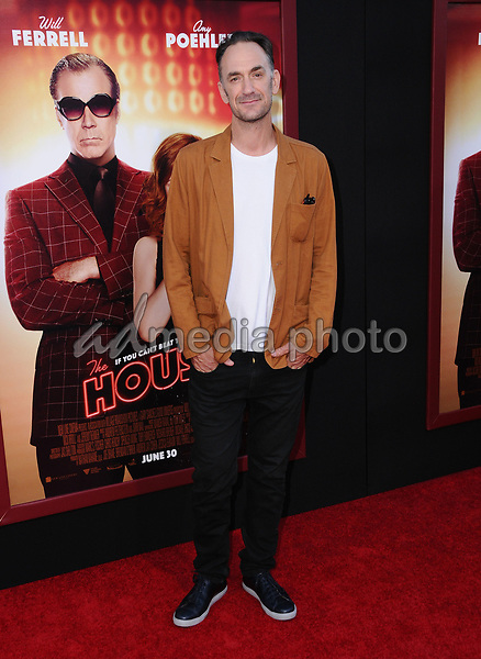 """26 June 2017 - Hollywood, California - Seth Morris. """"The House"""" Los Angeles Premiere held at the TCL Chinese Theatre in Hollywood. Photo Credit: Birdie Thompson/AdMedia"""