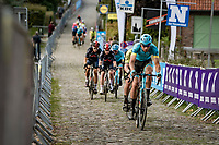up the Koppenberg<br /> <br /> 104th Ronde van Vlaanderen 2020 (1.UWT)<br /> 1 day race from Antwerpen to Oudenaarde (BEL/243km) <br /> <br /> ©kramon