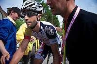 winner: Kenny Dehaes (BEL)<br /> <br /> Halle - Ingooigem 2013<br /> 197km