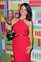WEST HOLLYWOOD, CA, USA - AUGUST 25: Julia Louis-Dreyfus  at HBO's 66th Annual Primetime Emmy Awards After Party held at the Pacific Design Center on August 25, 2014 in West Hollywood, California, United States. (Photo by Xavier Collin/Celebrity Monitor)