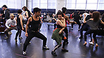 In Rehearsal with 'In The Heights'