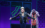 Orfeh during the Curtain Call for the Garry Marshall Tribute Performance of 'Pretty Woman:The Musical' at the Nederlander Theatre on August 2, 2018 in New York City.