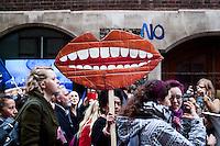 "23.03.2016 - ""No Forced Academies"" - Teachers Demonstration"