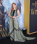 Jessica Chastain at The Universal Pictures' American Premiere of The Huntsman: Winter's War held at he Regency Village Theatre in Westwood, California on April 11,2016                                                                   Copyright 2016Hollywood Press Agency