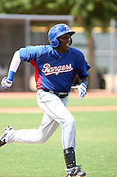 Kendall Radcliffe - Texas Rangers - 2010 Instructional League.Photo by:  Bill Mitchell/Four Seam Images..