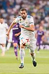 Real Madrid's Nacho Fernandezduring XXXVIII Santiago Bernabeu Trophy at Santiago Bernabeu Stadium in Madrid, Spain August 23, 2017. (ALTERPHOTOS/Borja B.Hojas)