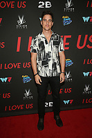 WEST HOLLYWOOD, CA - SEPTEMBER 13: Mike C. Manning,  at the LA Premiere Screening Of I Love Us at Harmony Gold in West Hollywood, California on September 13, 2021. Credit: Faye Sadou/MediaPunch