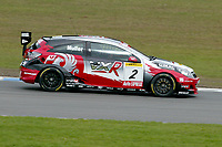 Round 1 of the 2005 British Touring Car Championship. #2. Yvan Muller (FRA). VX Racing. Vauxhall Astra Sport Hatch.