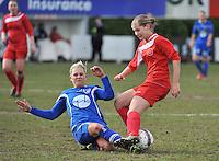 2013.03.16 AA Gent Ladies - WS Woluwe