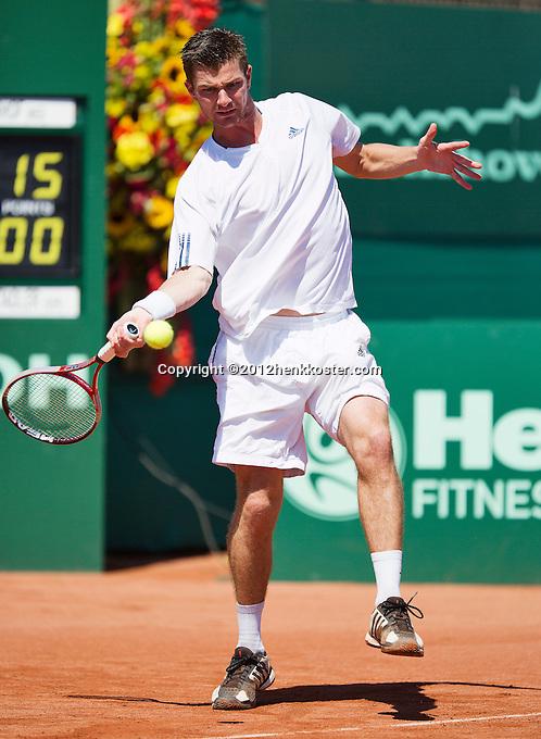 15-07-12, Netherlands,Tennis, ITS, HealthCity Open, Scheveningen, Antal v/d Duim.