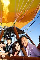 20121130 November 30 Hot Air Balloon Cairns