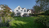 Homebuyers looking for a taste of New England might want to buy this £1.25m home - in Essex.