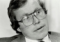 1979 FILE PHOTO - ARCHIVES -<br /> <br /> Just call him Mike: New Democratic Party Leader Michael Cassidy has worked hard to project a softer image, after a rough first year as leader of the New Democratic Party. Last spring he scored valuable points over OHIP issues and has just made a tour of the province assessing the health care system. He calls it a time bomb in Ontario.<br /> <br /> Bezant, Graham<br /> Picture, 1979<br /> <br /> 1979,<br /> <br /> PHOTO : Graham Bezant - Toronto Star Archives - AQP