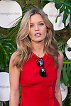 UK model Georgia May Jagger posses at the photocall during the Sunglasses Hut shop inauguration in Madrid, Spain. June 24, 2014. (ALTERPHOTOS/Victor Blanco)