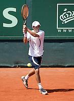 14-7-06,Scheveningen, Siemens Open, quarter finals Adrian Garcia