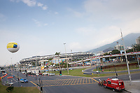 General view of the Maracana stadium